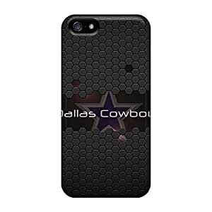 Fashion Cases For Iphone 5/5s- Dallas Cowboys Defender Cases Covers