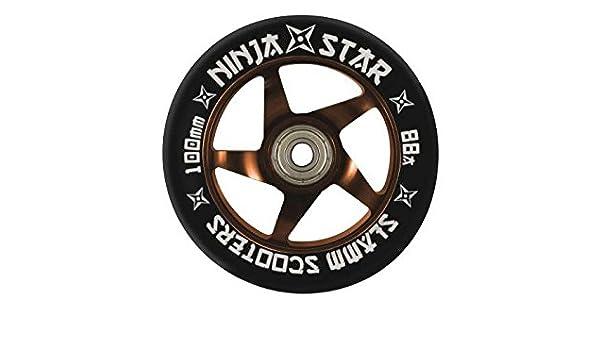 Estrella Ninja Slamm 100 mm núcleo de aleación de rueda ...