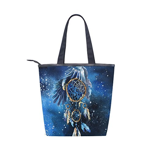 Sac Fourre De Aquarelle Main Chatcher D'épaule tout À Alaza Dream Pw6dxpq6