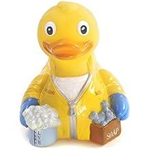 CelebriDucks Breaking Bath Rubber Duck Bath Toy