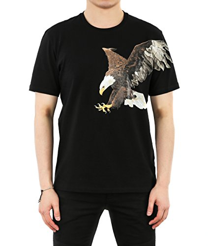 wiberlux-neil-barrett-mens-eagle-print-round-neck-t-shirt-l-black
