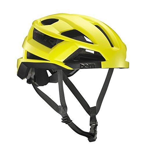 bern(バーン) ヘルメット ヘルメット FL-1 MIPS付 メンズ 自転車 BE-BM10MGYEL-04 Gloss Neon Yellow L   B01G1RINR2