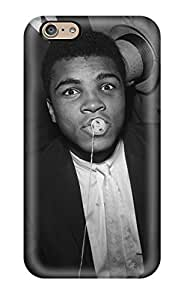 Pretty EuffLGn13051xWQEz Iphone 6 Case Cover/ Muhammad Ali Being Playful Series High Quality Case