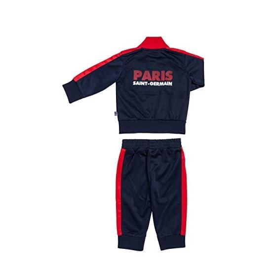 PARIS SAINT GERMAIN Survêtement PSG bébé - Collection Officielle