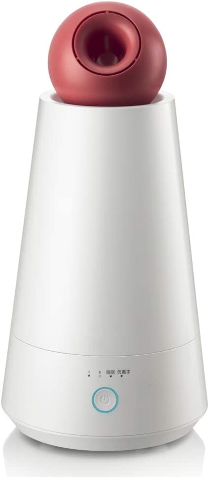 GX&XD Mini Aroma Essential oil diffuser,Mute Spraying Cool