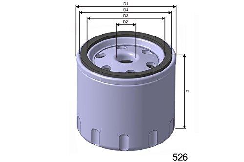 misfat z424 a Moteur blocs MISFAT Filtration Z424A