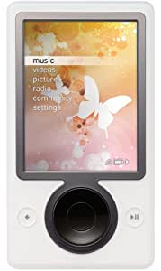 Zune 30 GB Digital Media Player (White)