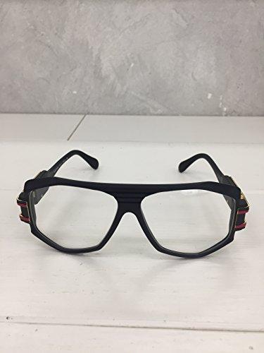 Eyewear Cazal Legends 163 11 matt black red 100% Authentic new by Cazal (Image #2)
