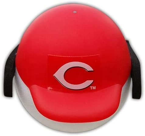 Yellow Smiley Antenna Topper Reds Cool Backwards Baseball Hat Sunglasses Car Antenna Topper