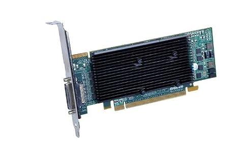 Matrox M9140 LP - Tarjeta gráfica pasiva (PCI-e, 512 MB ...