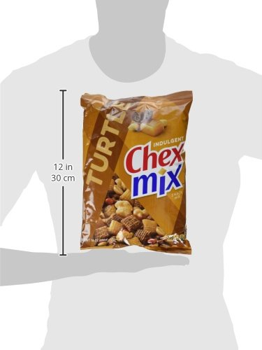 Review Chex Mix Indulgent Turtle