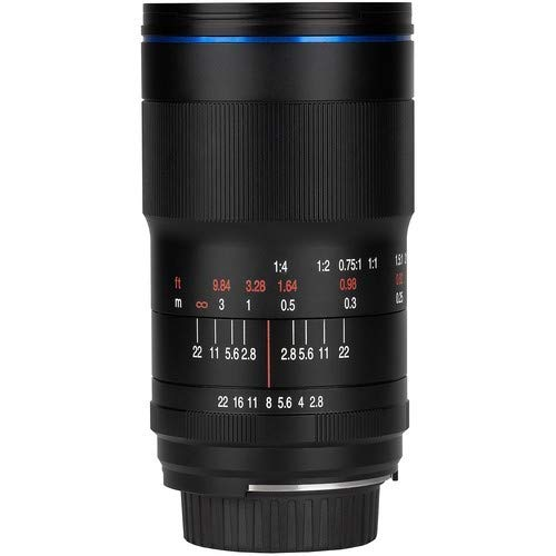 Laowa 100mm f/2.8 2:1 Ultra Macro APO Lens for Canon EF