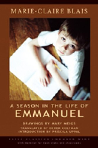 A Season in the Life of Emmanuel (Exile Classics series)