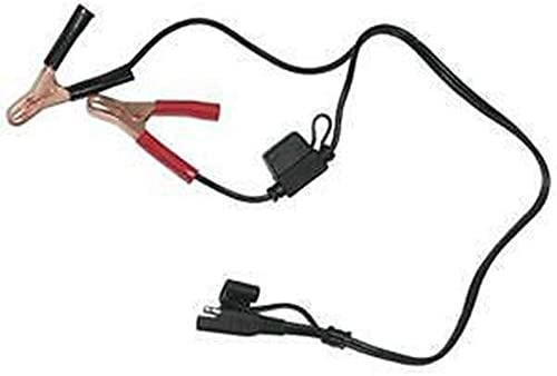 Motorcycle ATV or Snowmobile 12 Volt Power Outlet & Jumper Cables Emergency KIT / Motorcycle ATV or Snowmobile 12 Volt Power Outlet & Jumper Cables Emergency KIT