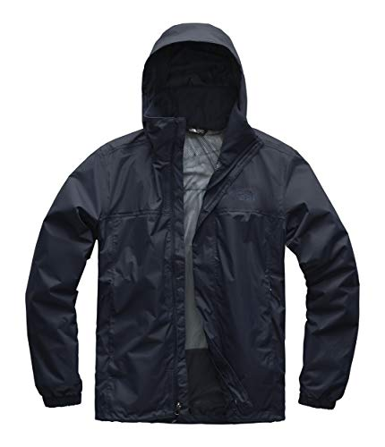 The North Face Men's Resolve Jacket, Urban Navy/Urban Navy, Large