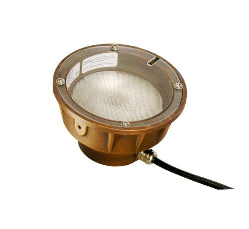Focus Lighting Solid Brass Underwater and Landscape Light Model No. SL-11 PAR36 25 Watt