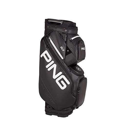 - PING DLX Cart Bag 2019 (Black)