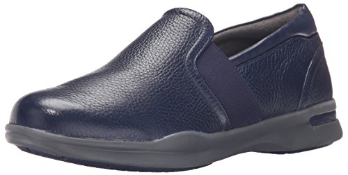SoftWalk Womens Vantage Loafer Navy