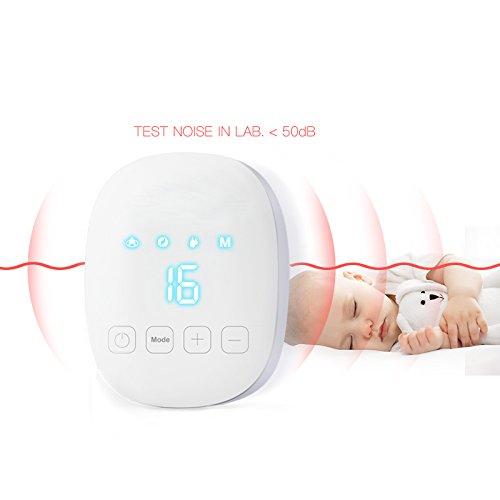 baobe Double Electric Breast Pump