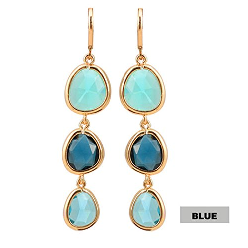 Tone Drop Fashion Earrings - 7