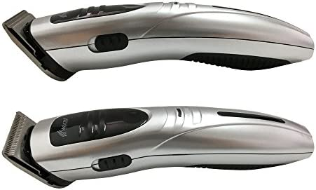 Esquiladora profesional pelo para peluquería y peluquería recargable portátil Trimming: Amazon.es: Belleza