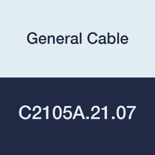General Cable C2105A.21.07 Hook-Up Wire UL 1015, CSA Tew, 1C/14 STR Hook-Up Blue 1000SP