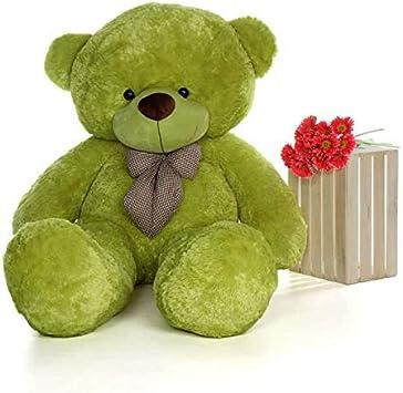 Kashish Trading Company Cuddle Soft Green Color Teddy Bear 2 Feet (60 cm)