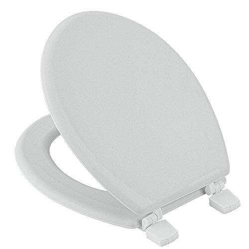FERIDRAS Comfort Copriwater, Legno, Bianco, 4x36x49.5 cm Brand 878001
