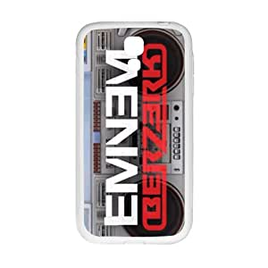 Eminem Berzerk Design Plastic Case Cover For Samsung Galaxy S4