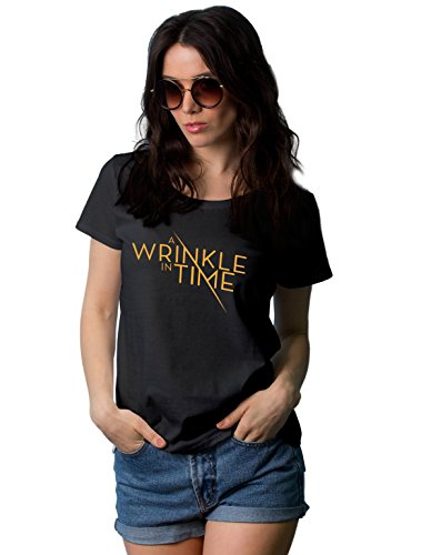 A Wrinkle in Time Halloween Shirts for Women | Black, 2XL -