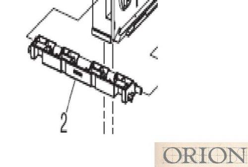 Xerox Phaser 6300 & 6350 116-1979-00 Feeder Chute Assembly 00 Chute