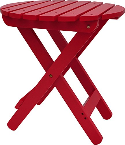 Adirondack Cedar Side Table - 9
