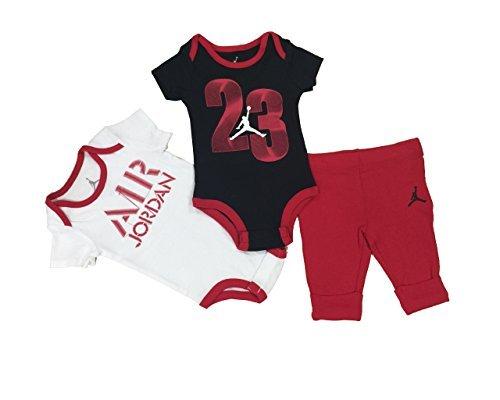 Nike Michael Jordan Infant 3 Pcs Layette Set 0/3M