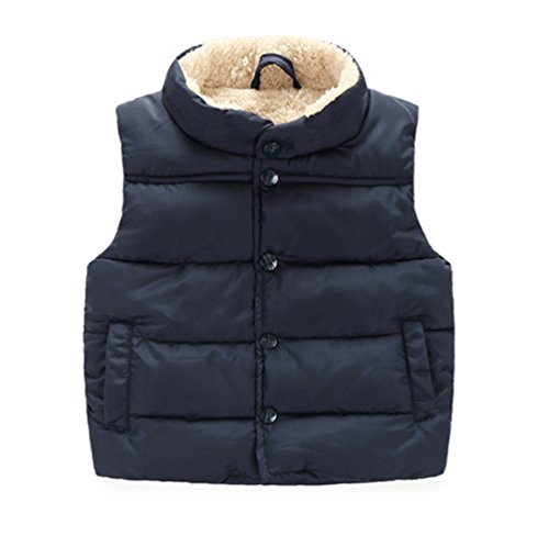 Taiycyxgan Toddler Winter Fleece Waistcoat product image