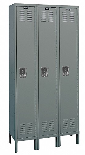 Hallowell U3588-1HG Premium Locker, 45