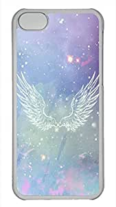 Angel Wings Cute Hard For LG G3 Case Cover PC Ttransparent
