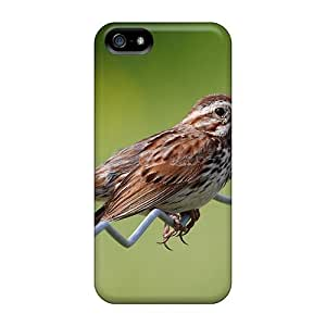 High Quality TianMao Song Sparrow Skin Case Cover Specially Designed For Iphone - 5/5s