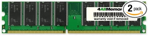 PW089EA#ACQ PC2-3200 RAM Memory Upgrade for The Compaq HP Business Desktop dc5100 2GB DDR2-400