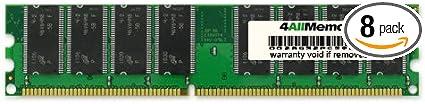 RAM Memory Upgrade for The Gigabyte Technology GA-8S GA-8S661FXM 1GB DDR-400 PC3200
