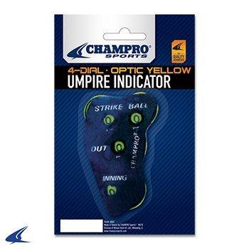 Champro Umpire 4 Dial - Umpire Counter