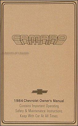 84 camaro berlinetta - 6
