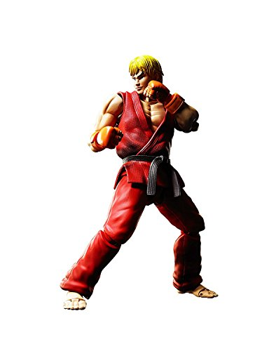 Tamashii Nations Bandai S.H.Figuarts Ken Masters Street for sale  Delivered anywhere in USA