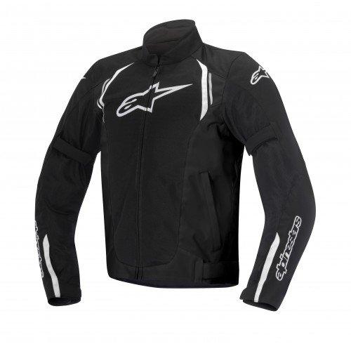 Alpinestars Motorcycle Jackets-Ast Air Textile, Black, Size M