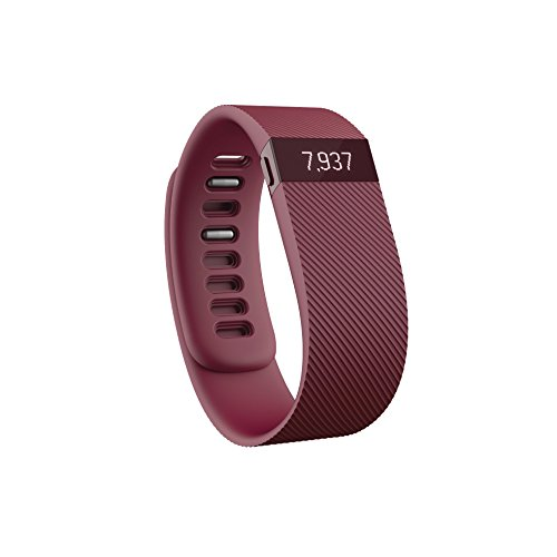 Fitbit Charge Wristband Burgundy Small