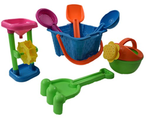 Pc Sand Castle Bucket Set product image