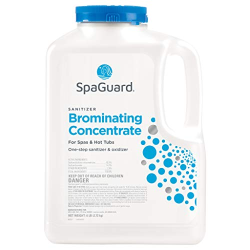 Bromine Booster - SpaGuard Brominating Concentrate - 6 lb