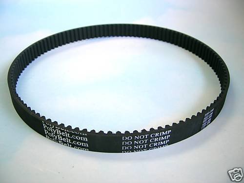 113.226423 SEARS CRAFTSMAN Replacement Drive Belt for Belt/Disc - Craftsman Black Belt