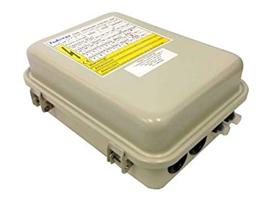 3HP Control Box for Deep Well Pump. Compatible Replacement for Franklin Part# 2823028110