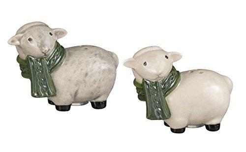 Grasslands Road Everyday - Mini Sheep Salt and Pepper Shaker Set 470992 by Grasslands Road