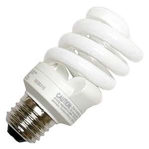 TCP 48913 CFL Pro A - Lamp - 60 Watt Equivalent (13W) Soft White (2700K) Full Spring Lamp Light Bulb